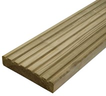 3.6m Pressure Treated Decking Boards