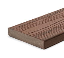 3.6m Trex Transcend Lava Rock Square Edge Boards