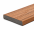 3.6m Trex Transcend Tiki Torch Square Edge Boards image 1