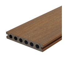 3.6m UltraShield Teak Composite Decking Boards