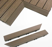UltraShield Teak Deck Tile Fascia Internal