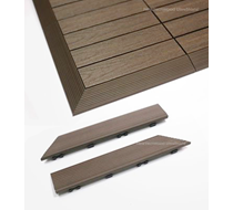 UltraShield Teak Deck Tile Fascia External