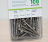 UltraShield Antique Screws Pack 100 image 2