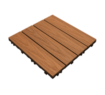 UltraShield Teak Deck Tiles 0.9 sqm