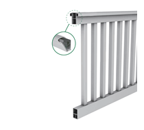 White Railing Kit