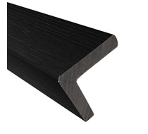 2.2m UltraShield Ebony Angle Edging