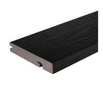 2.2m UltraShield Ebony Bullnose Composite Boards