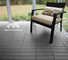 Grey Decking Tiles image 2