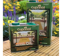 Cuprinol UV Guard Decking Oil 5L Natural Pine