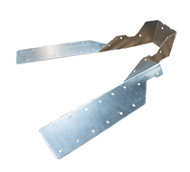 Jiffy joist hanger for 150 or 200mm for 47mm joist