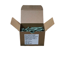 box 50mm decking screws (200)