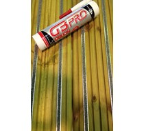 1m length silver Retro Grip adhesive not included