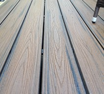 3.6m Trex Transcend Spiced Rum Decking Boards