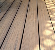 4.8m Trex Transcend Tiki Torch Decking Boards