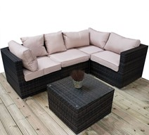 Modular Sofa Set 5 Piece FULLY ASSEMBLED