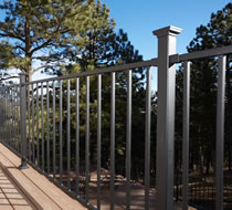 Fortress Metal Railing System